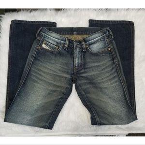 Diesel Bootcut Denim Jeans